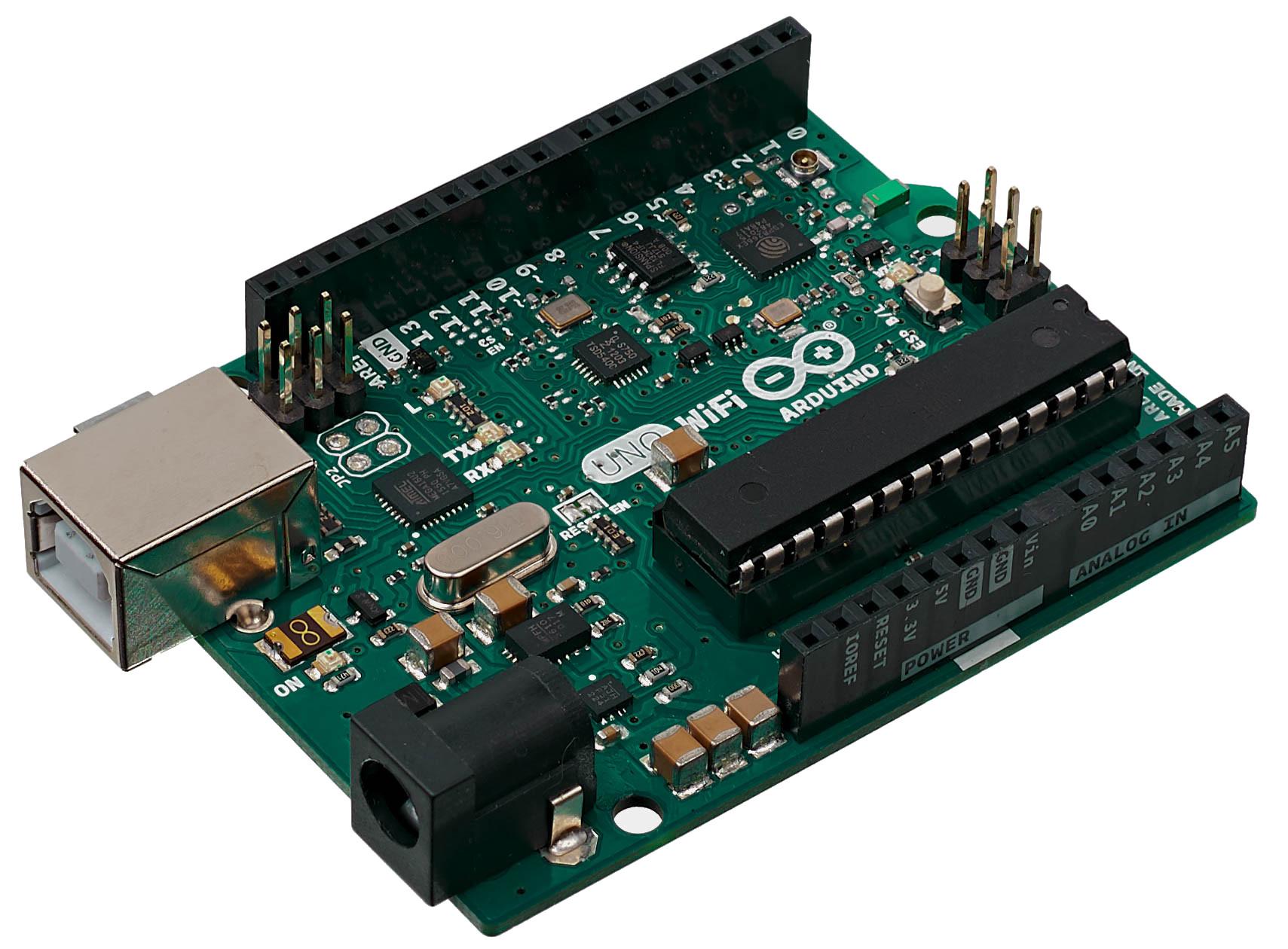 Arduino Uno WiFi: описание, характеристики, схема