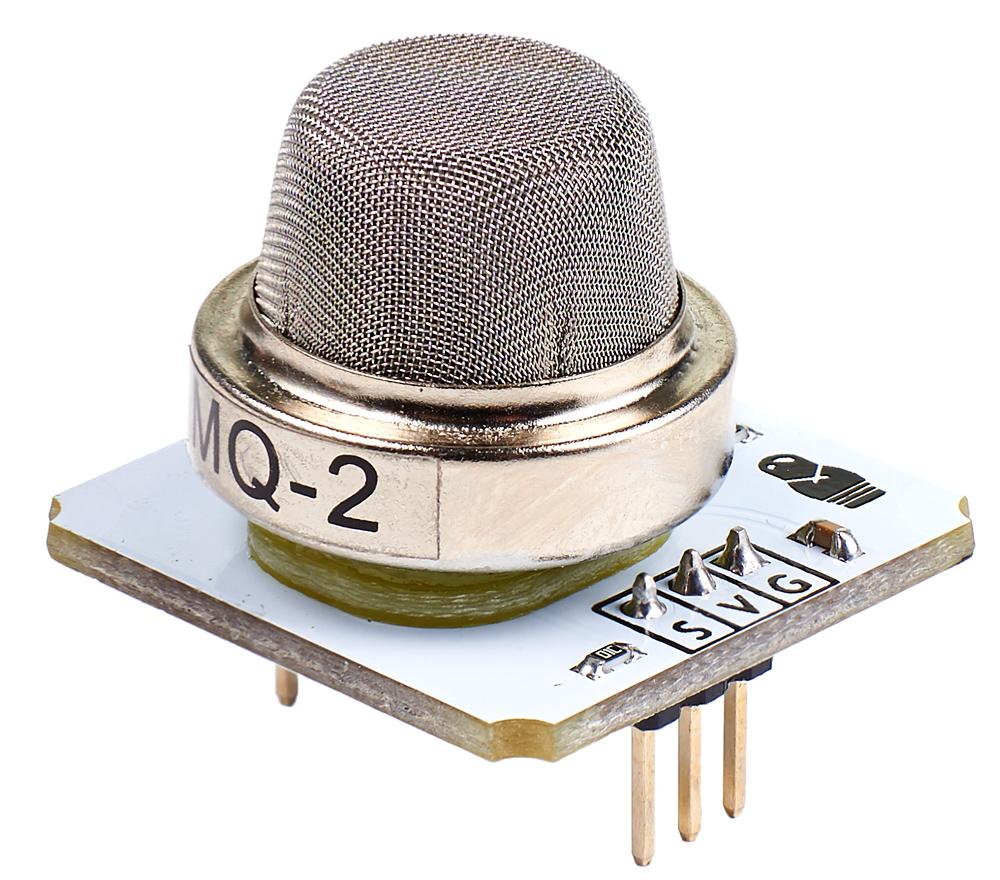Датчик широкого спектра газов MQ-2 [Амперка / Вики]