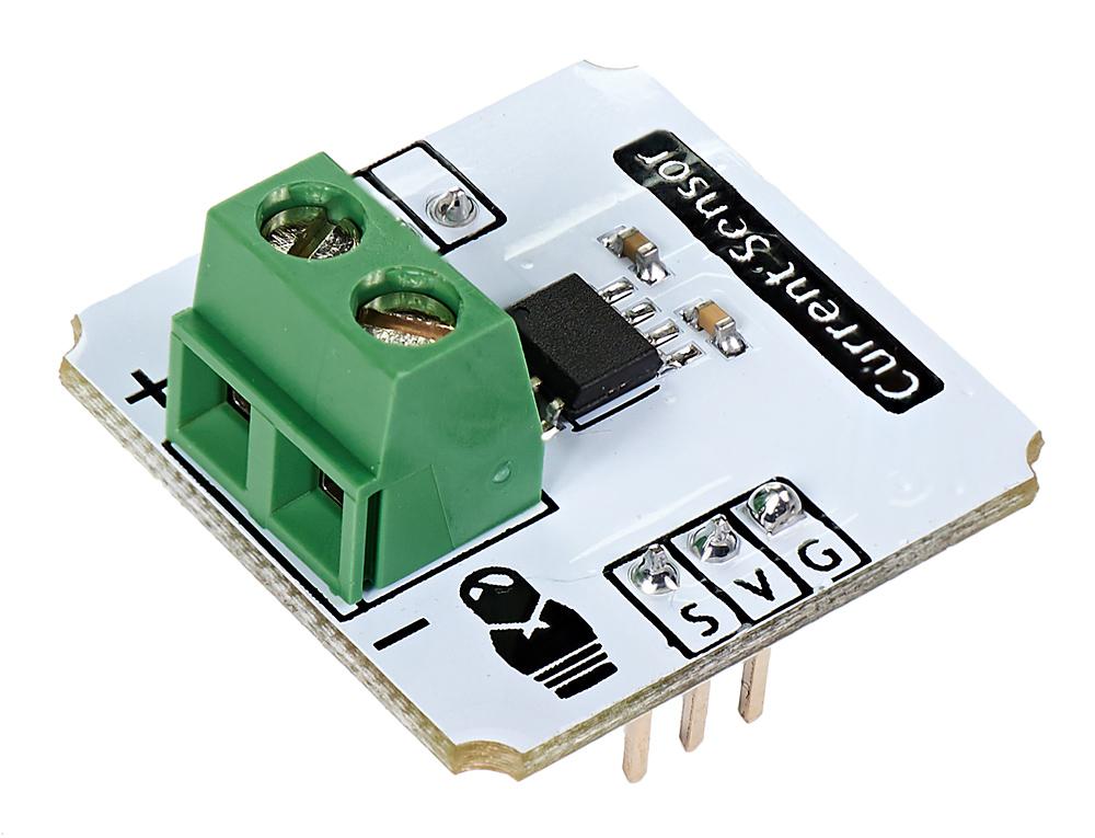 Датчик тока (Troyka-модуль) [Амперка / Вики]