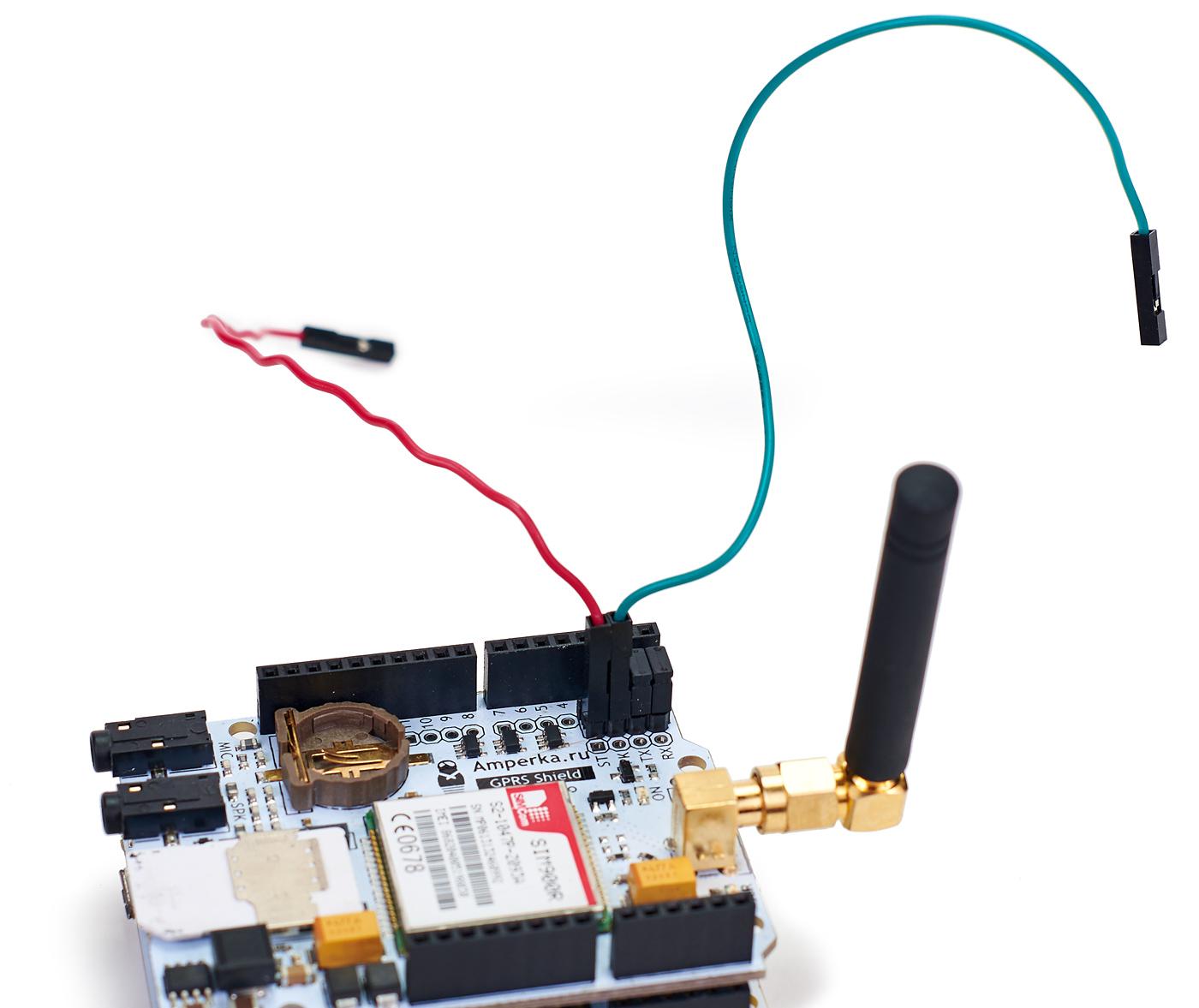 GSM Playground - GSM Shield for Arduino :: HW Kitchen